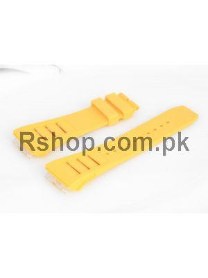 Richard Mille Rubber Straps in pakistan