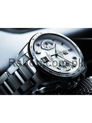 Tag Heuer Grand Carrera Calibre 17 Silver