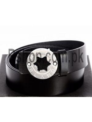 Montblanc Belts For Men Price in Pakistan