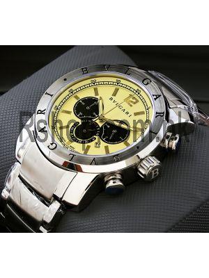 Bvlgari Diagono Men's Watch Price in Pakistan