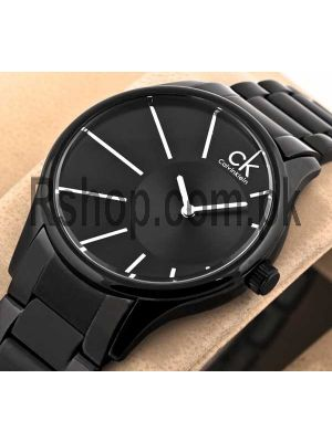 Calvin Klein CK Deluxe Men's Watch Price in Pakistan