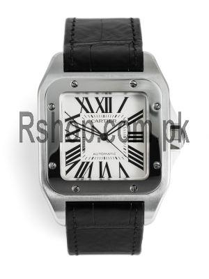 Cartier Santos 100 Watch Price in Pakistan