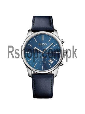 Hugo Boss Time One Steel blue strap Price in Pakistan