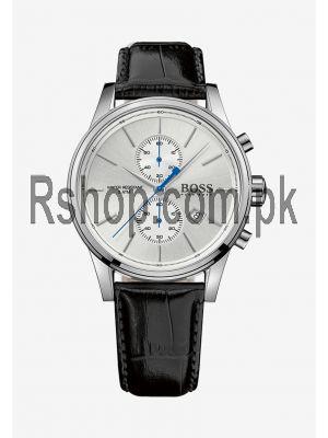 Hugo Boss Mens Silver Dial Watch Price in Pakistan