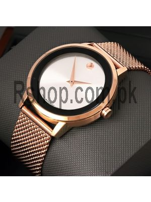 Movado Bold Rose Gold Watch Price in Pakistan