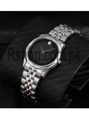 Movado Ladies Museum Classic Black Museum Dial Watch Price in Pakistan