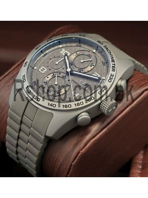 Porsche Design Chronograph Grey Rubber Straps Mens Watch  Price in Pakistan
