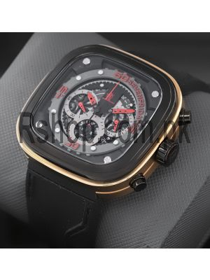 SevenFriday Industrial Engineer SF-P101-C4082 Chronograph Watch Price in Pakistan