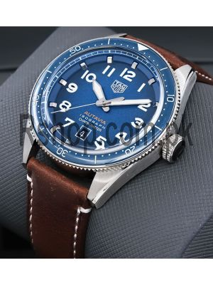 TAG Heuer Autavia Isograph Blue Dial Swiss Watch Price in Pakistan