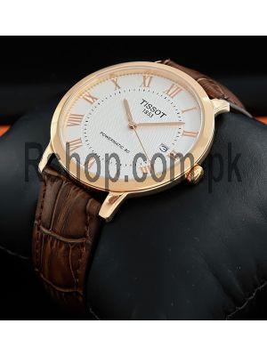 Tissot T-Classic Powermatic 80 Men 's Watch