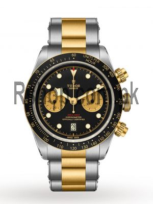 TUDOR Black Bay Chrono S&G Watch Price in Pakistan