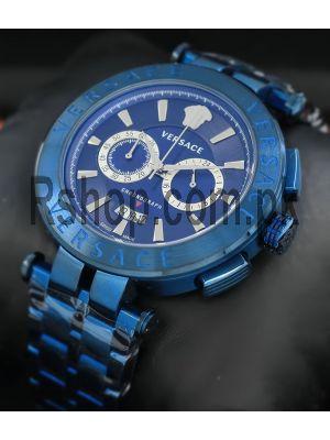 Versace Men's V Racer Chronograph Date Watch Price in Pakistan