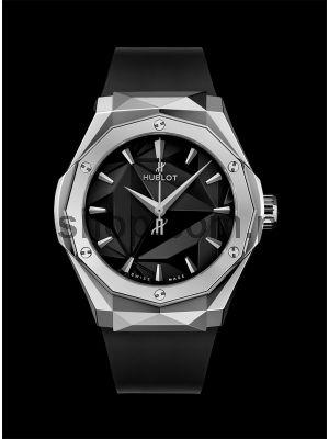 Hublot Classic Fusion Orlinski Titanium Watch