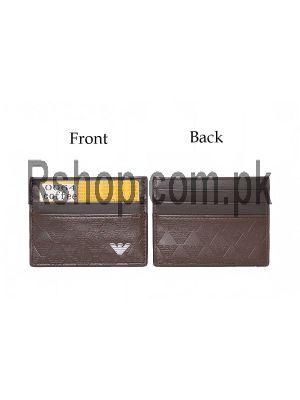 Giorgio Armani Card Holder Price in Pakistan