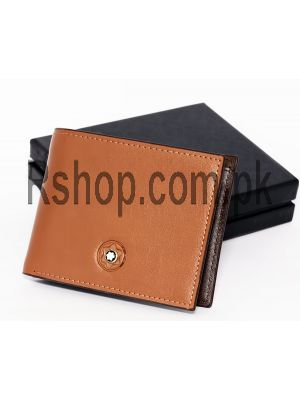 Montblanc Genuine Leather Wallet Price in Pakistan