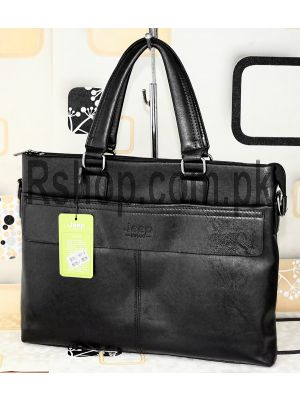 Jeep Office Bag For Men Price in Pakistan