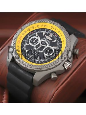 Breitling Bentley Super Sports Watch Price in Pakistan