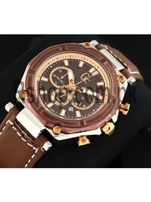Gc Analog Brown Dial Men's Watch Price in Pakistan