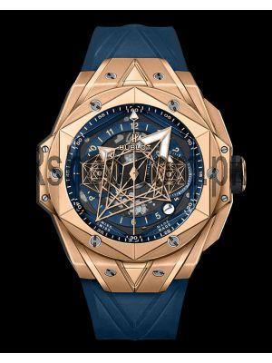 Hublot Big Bang Sang Bleu II Watch