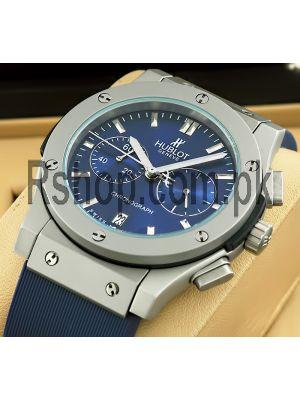 Hublot Classic Fusion Titanium Blue Watch Price in Pakistan