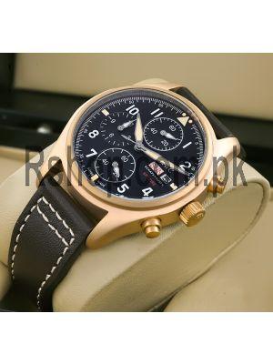 IWC Pilot's Chronograph Spitfire Watch Price in Pakistan