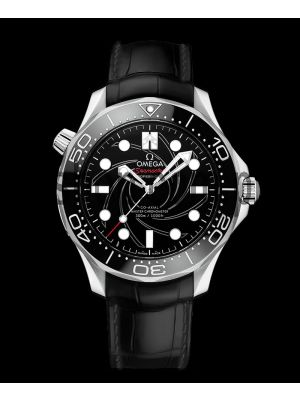 Omega Seamaster Diver 300M Co‑Axial Master Chronometer James Bond Numbered Edition Watch (2021) Price in Pakistan