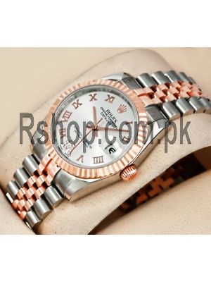Rolex Datejust Two Tone Watches Price in Pakistan